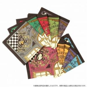 「ジョーカー・ゲーム放送5周年記念フェア」大判ハンカチ