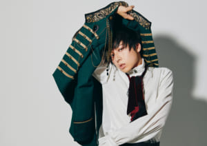 「REAL⇔FAKE 2nd Stage」エンディングテーマ「硝子のくつ」蒼井翔太さん