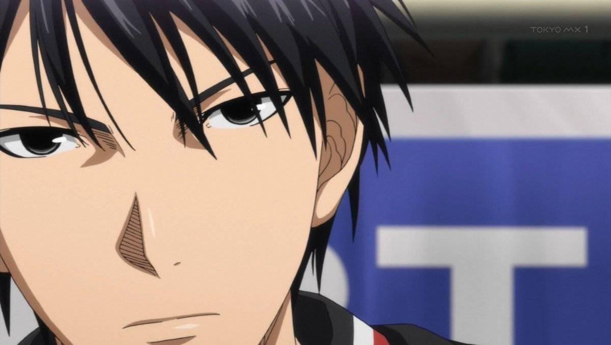 黒子のバスケ:伊月俊
