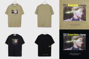 呪術廻戦×LEGENDA Tシャツ 七海建人モデル