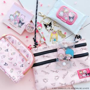 「Sanrio characters」×「ITS'DEMO(イッツデモ)」Girls