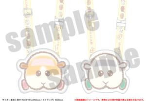「PUI PUI モルカー PremiumShop -DesignProduced by Sanrio-」ふかふかパスポーチ(全2種):各1,650円(税込)