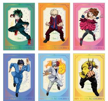 「ヒロアカ」アニメ5周年企画 inアニメイト開催決定!オンリーショップ、名シーン投票、店内放送など盛りだくさん