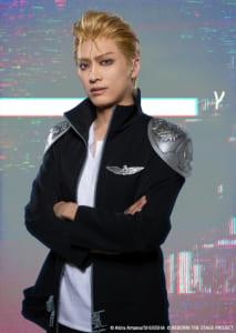 『家庭教師ヒットマンREBORN!』the STAGE -episode of FUTURE- γ役:岸本卓也さん