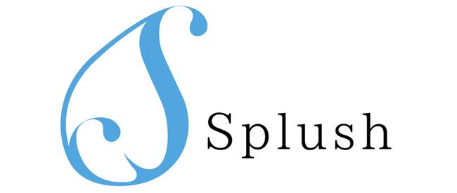 BLレーベル「Splush」ロゴ