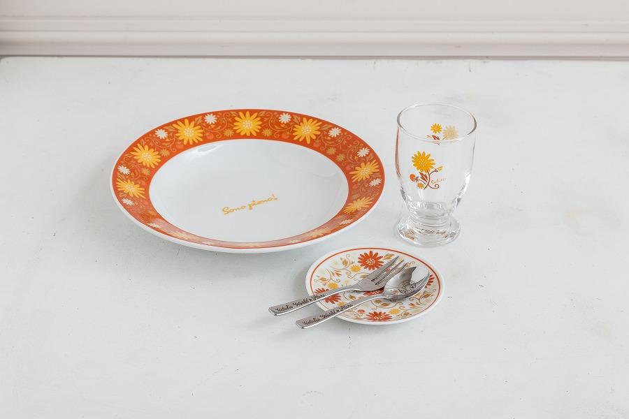 食卓にも「ヘタリア」を!各国ごとのメニューを楽しめる食器セットが上品