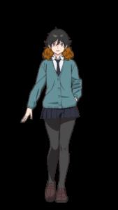 TVアニメ「ブルーピリオド」桑名マキ
