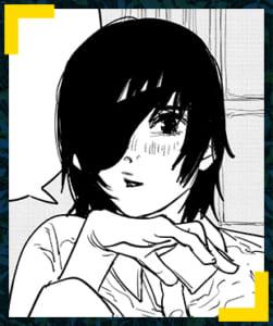 「チェンソーマン」第2回キャラクター人気投票 第8位:姫野