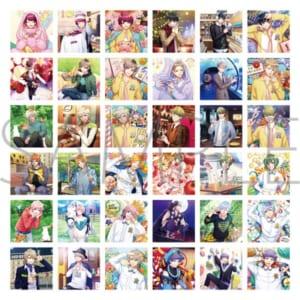 A3! ましコレ スクエアフォトコレクション/Vol.2 春組&夏組一覧