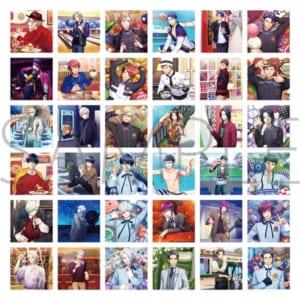 A3! ましコレ スクエアフォトコレクション/Vol.2 秋組&冬組一覧