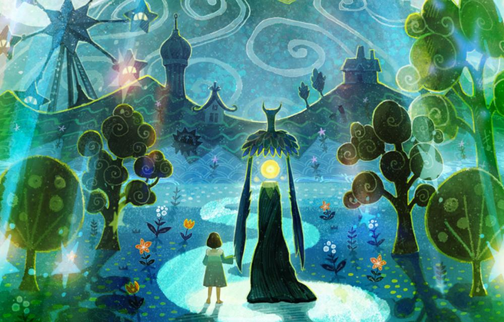 オリジナルアニメプロジェクト「夜の国」メインキャストに諏訪部順一さん&久野美咲さんが発表!