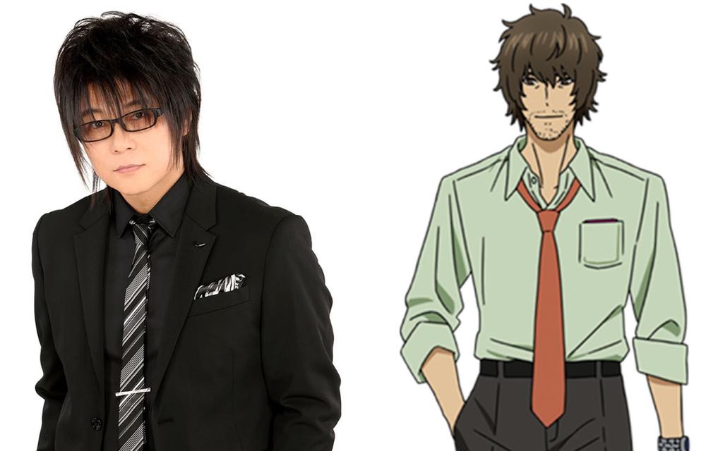 「プラチナエンド」で森川智之さんが演じるのは神候補「とても演じがいのあるキャラクター」
