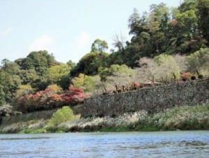 夏目友人帳×熊本県 ~人吉・球磨での優しい時間 人吉城跡