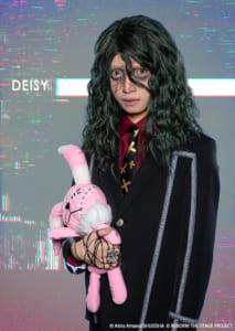 『家庭教師ヒットマンREBORN!』the STAGE -episode of FUTURE- デイジー役:とまんさん