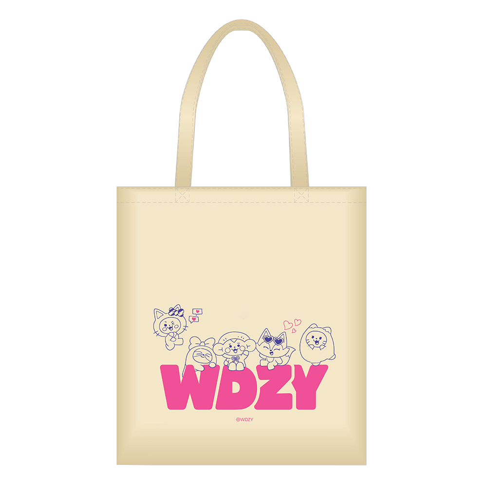 「WDZYカフェ」トートバッグ