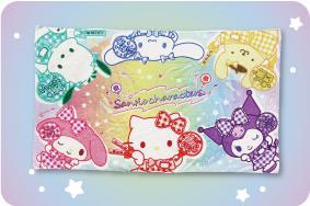 「サンリオキャラクター大賞 ナムコで推し活!キャンペーン」おたのしみくじ A賞:バスタオル