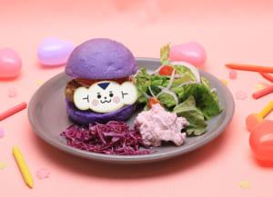 「WDZYカフェ」【TUK】ハンバーガー