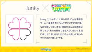 「プロジェクトセカイ カラフルステージ! feat. 初音ミク」×Junky
