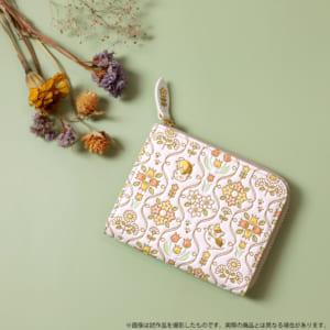 夏目友人帳 ニャンコ先生浅草文庫L字ミニ財布