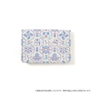 夏目友人帳 ニャンコ先生浅草文庫カードケース 正面