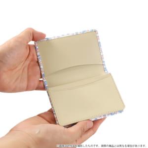 夏目友人帳 ニャンコ先生浅草文庫カードケース 使用イメージ オープン