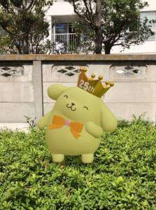 「サンリオ」Google検索3Dキャラクター ポムポムプリン写真イメージ