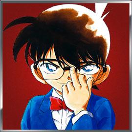 「名探偵コナン」緋色の総選挙第6位:江戸川コナン
