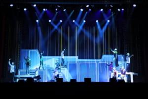 MANKAI STAGE『A3!』~WINTER 2021~ 舞台写真