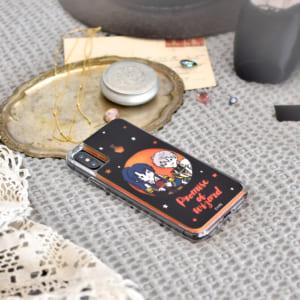 「魔法使いの約束×ビィズニィズ」ネオンサンドiPhoneケース 使用イメージ