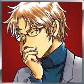 「名探偵コナン」緋色の総選挙第8位:沖矢昴