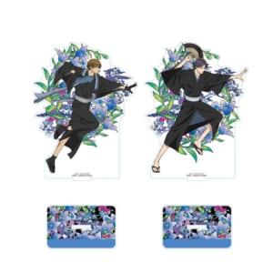 セガ ラッキーくじオンライン『新テニスの王子様 氷帝 vs 立海 Game of Future』氷帝 Ver.C賞:ビッグアクリルスタンド