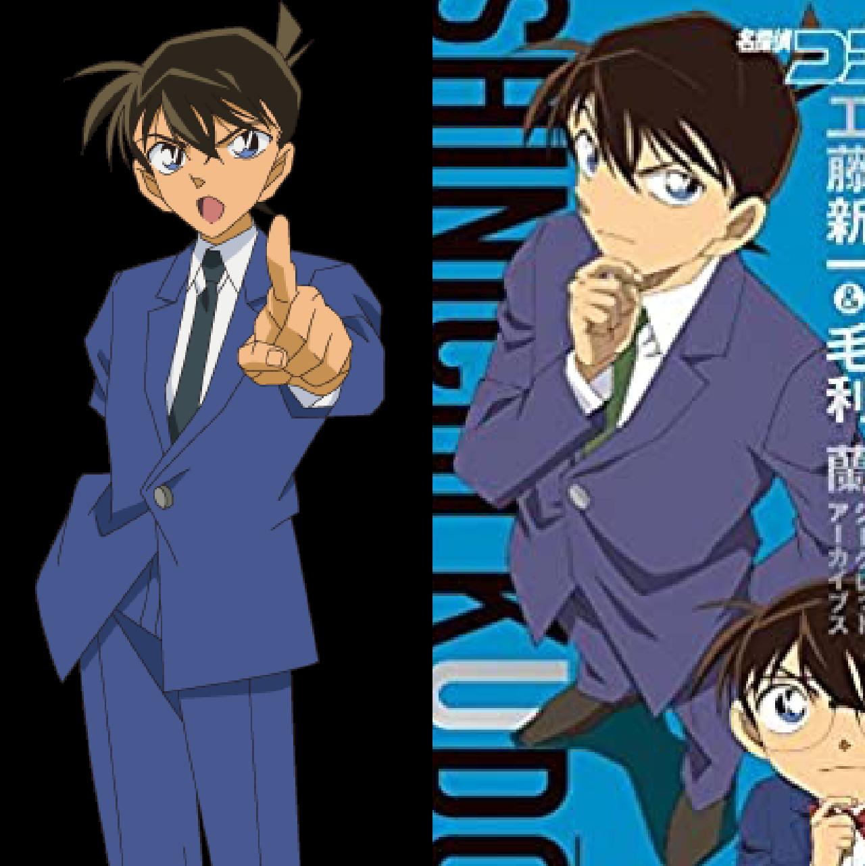 「名探偵コナン」工藤新一の声優・山口勝平さんが描くバースデーイラストが相変わらず凄い!