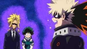 TVアニメ「僕のヒーローアカデミア」第7話「第3試合」先行カット