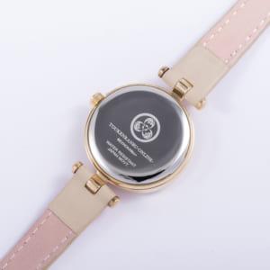 『刀剣乱舞-ONLINE-×SuperGroupies』腕時計 包丁藤四郎 モデル 裏面