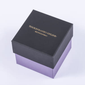 『刀剣乱舞-ONLINE-×SuperGroupies』腕時計 明石国行 モデル BOX