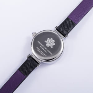 『刀剣乱舞-ONLINE-×SuperGroupies』腕時計 明石国行 モデル 裏面