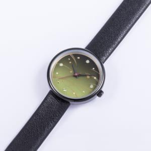 『刀剣乱舞-ONLINE-×SuperGroupies』腕時計 蛍丸 モデル 文字盤