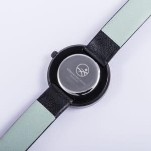 『刀剣乱舞-ONLINE-×SuperGroupies』腕時計 蛍丸 モデル 裏面