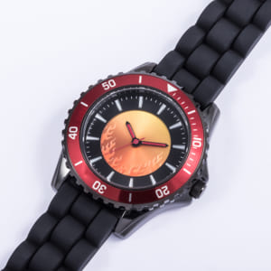 『刀剣乱舞-ONLINE-×SuperGroupies』腕時計 愛染国俊 モデル 文字盤
