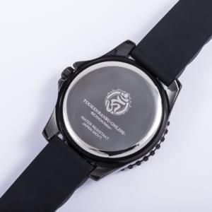 『刀剣乱舞-ONLINE-×SuperGroupies』腕時計 愛染国俊 モデル 裏面