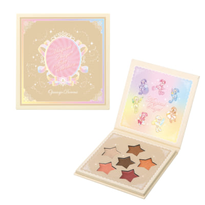 「一番コフレ おジャ魔女どれみ Magical Stage!coffret collection」B賞 マジカルステージ!メイクパレット