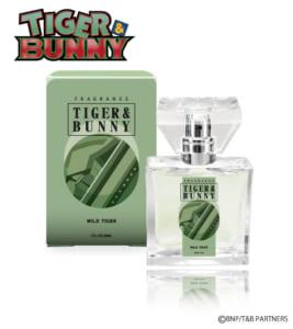 「TIGER & BUNNY」フレグランス ワイルドタイガー
