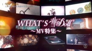 「What's 華Doll* MV特集」