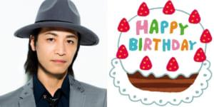 5月16日は鳥海浩輔さんのお誕生日