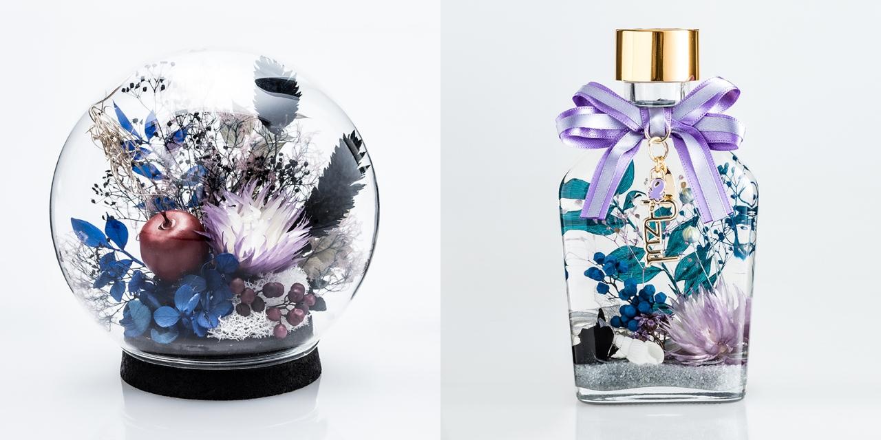 美しい花の世界へ誘う「ツイステ」フラワードーム&アロマリウム、異なる香りも楽しめる