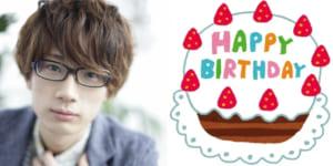 5月22日は江口拓也さんのお誕生日