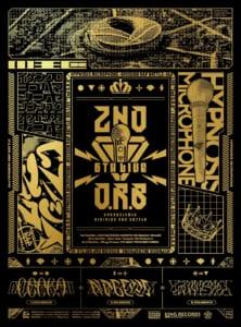「ヒプノシスマイク-Division Rap Battle- 6th LIVE ≪2nd D.R.B≫ 1st Battle・2nd Battle・3rd Battle」BD・DVD
