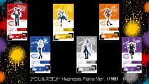 「Hypnosis Flava@Mixalive TOKYO」グッズ_アクリルスタンド