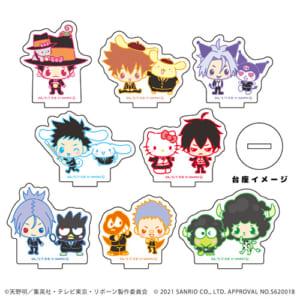 「家庭教師ヒットマンREBORN!× SANRIO CHARACTERS」 POP UP SHOP in 東京キャラクターストリート アクリルぷちスタンド(ブラインド)