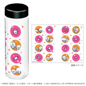 「家庭教師ヒットマンREBORN!× SANRIO CHARACTERS」 POP UP SHOP in 東京キャラクターストリート 3色クリアボトル